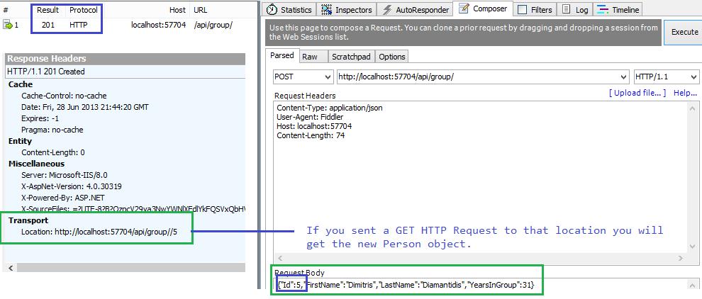 Web API basic CRUD Operations following HTTP principles – chsakell's