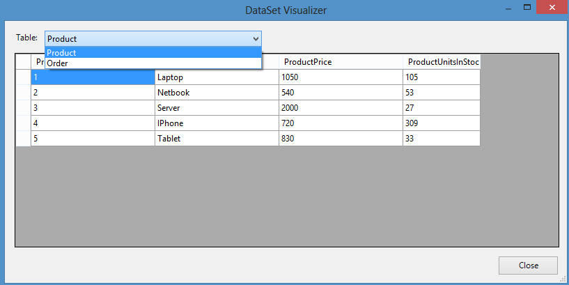 Batch queries, Multiple Result Sets and Parameterized Queries in ADO