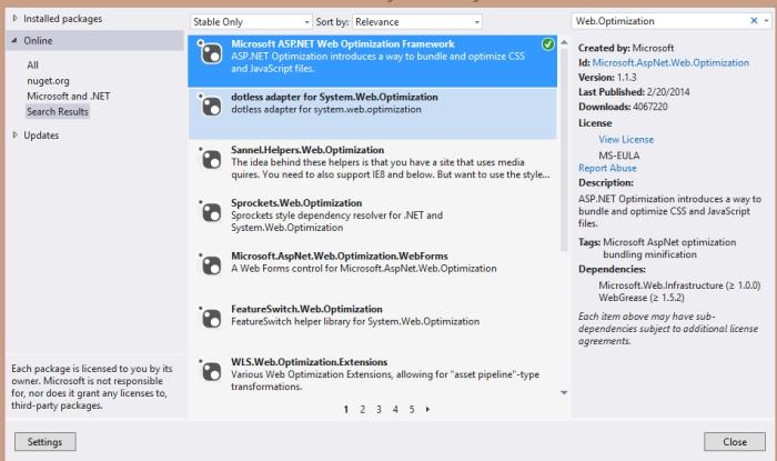 web-optimazation