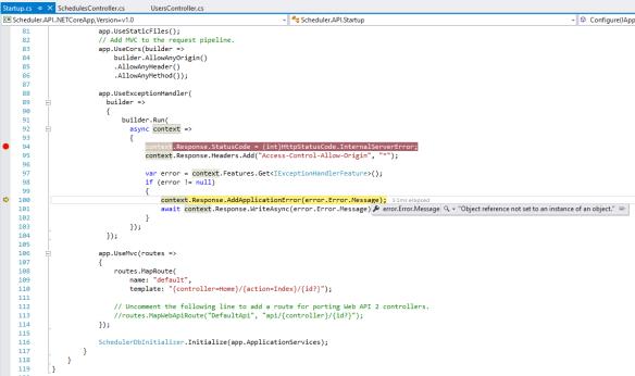 Building REST APIs using ASP NET Core and Entity Framework Core